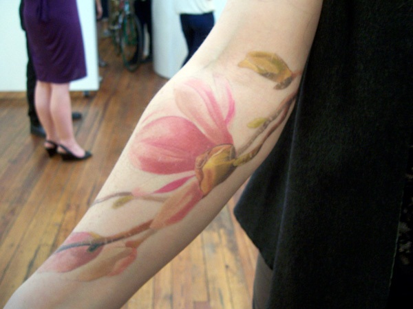 Artisticly Rich watercolor tattoo Designs (136)