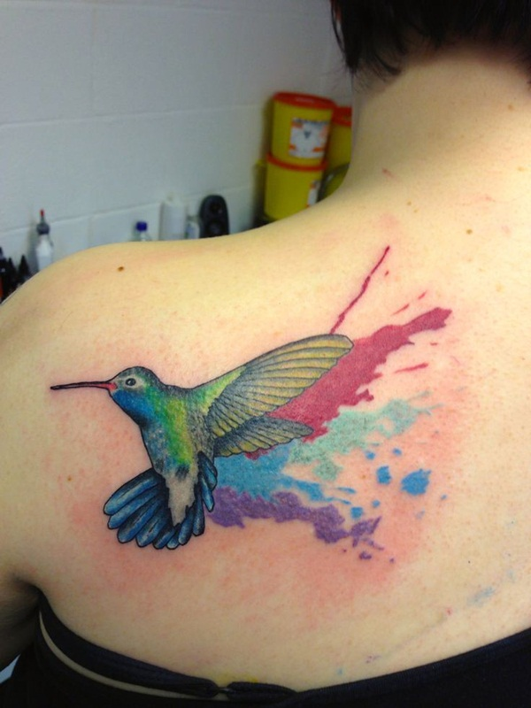 Artisticly Rich watercolor tattoo Designs (149)