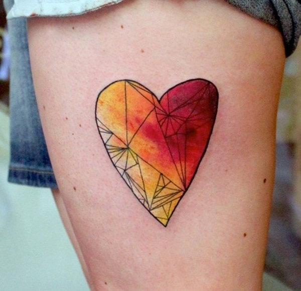 Artisticly Rich watercolor tattoo Designs (167)