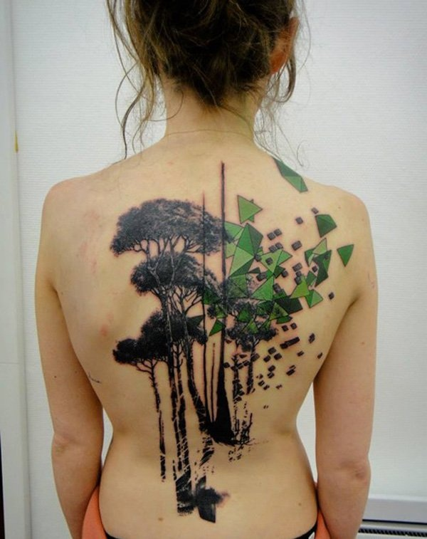 Artisticly Rich watercolor tattoo Designs (94)