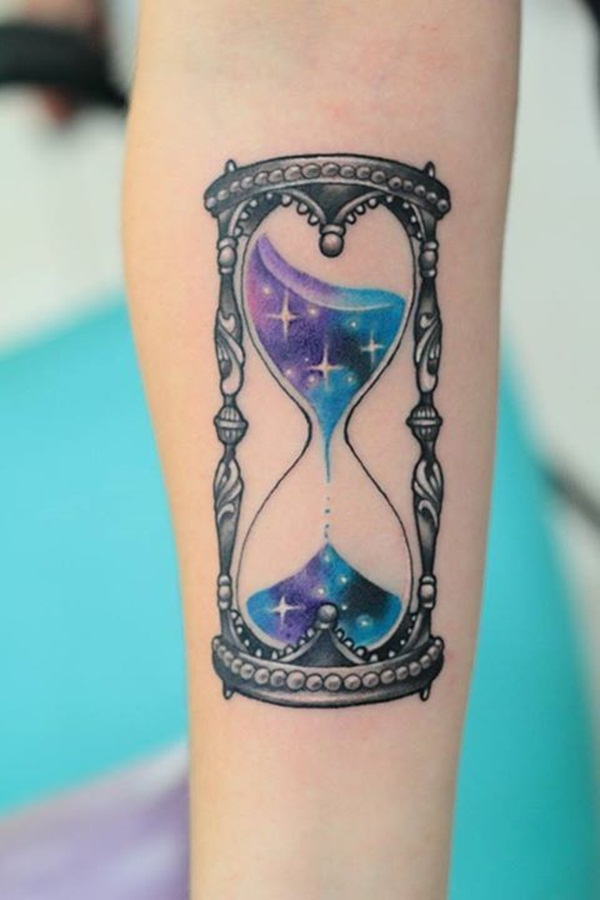 Best Time Tattoos You can't Miss (21)