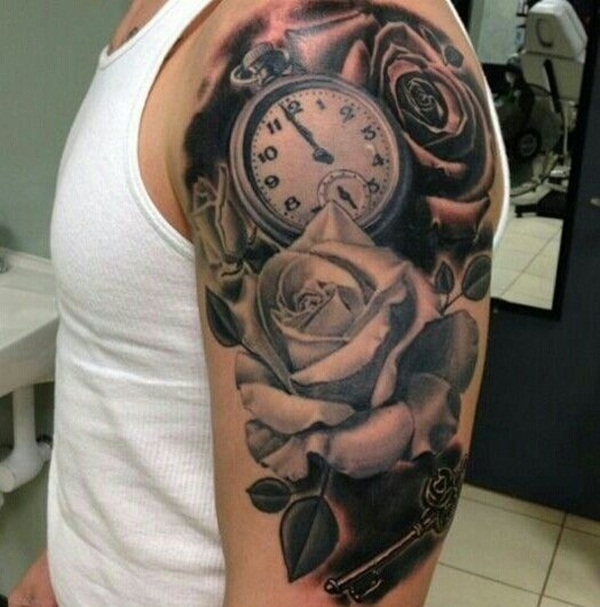 Best Time Tattoos You can't Miss (32)