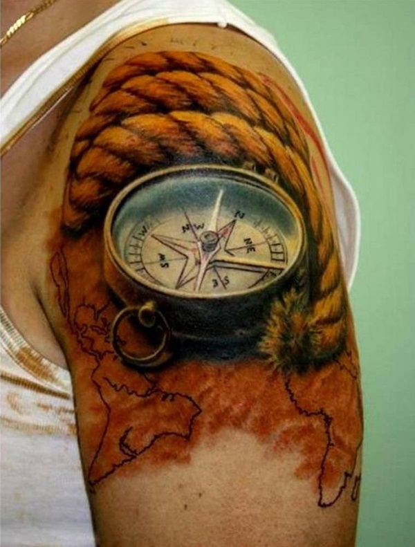 Best Time Tattoos You can't Miss (4)