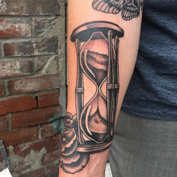 Best Time Tattoos You can't Miss (49)