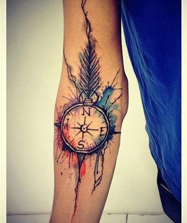 Best Time Tattoos You can't Miss (68)