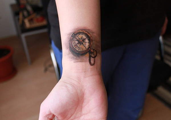 Best Time Tattoos You can't Miss (88)