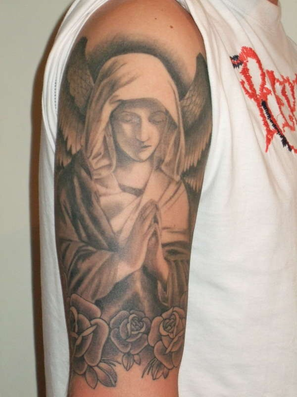 Powerful religious tattoo Designs to Try (1)