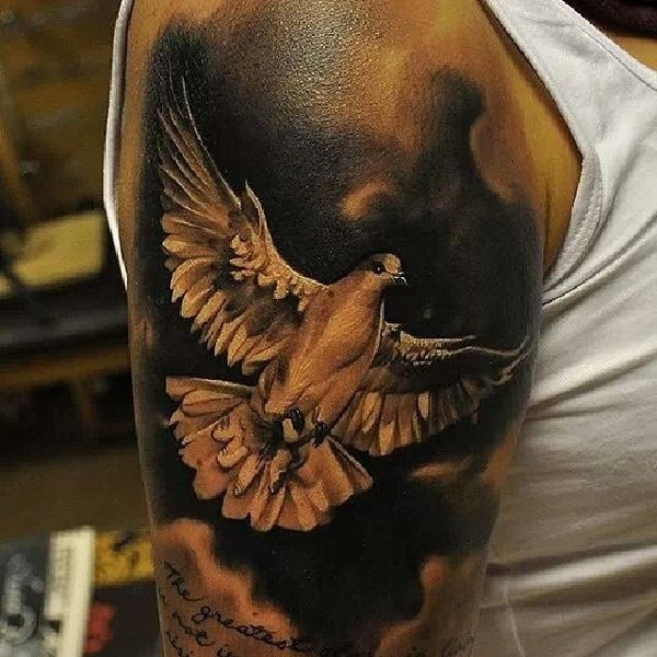 Powerful religious tattoo Designs to Try (10)
