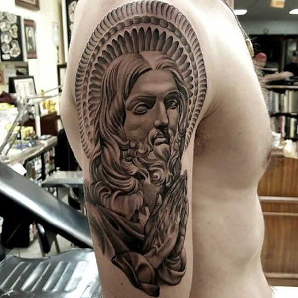 Powerful religious tattoo Designs to Try (17)