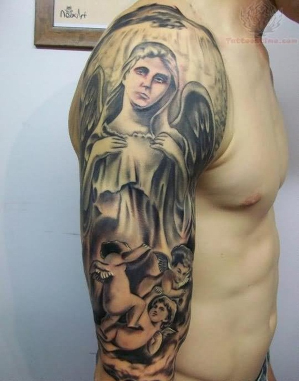 Powerful religious tattoo Designs to Try (53)