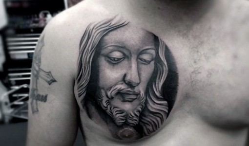 Powerful religious tattoo Designs to Try (60)