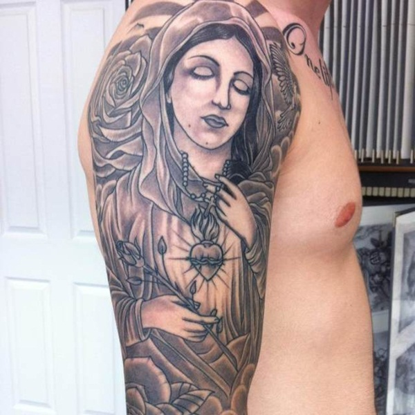 Powerful religious tattoo Designs to Try (7)