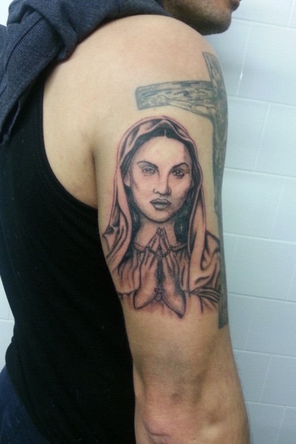 Powerful religious tattoo Designs to Try (70)
