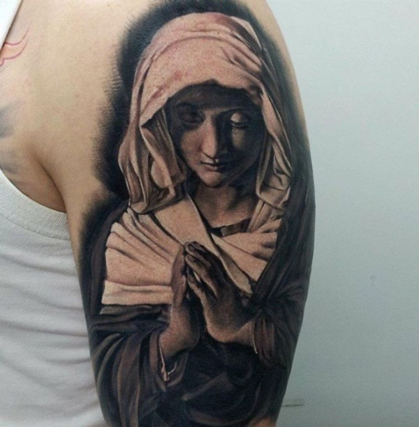 Powerful religious tattoo Designs to Try (71)