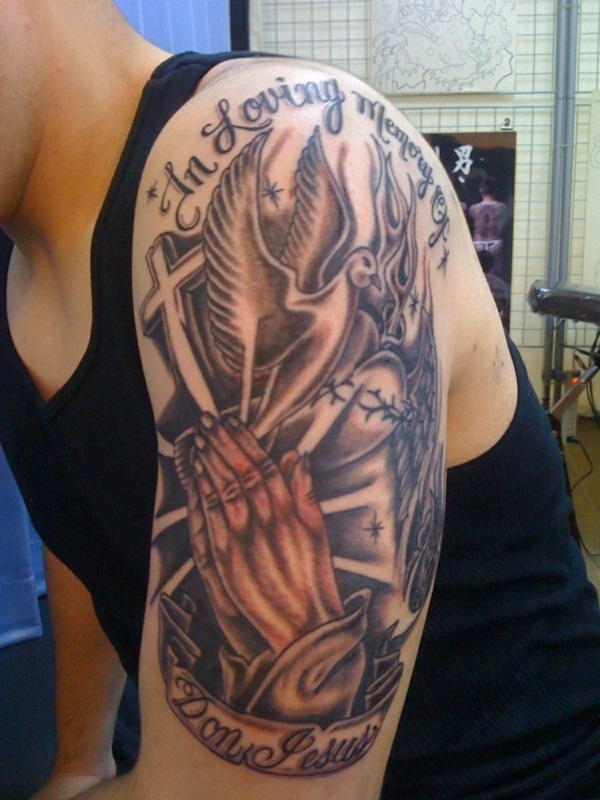Powerful religious tattoo Designs to Try (74)