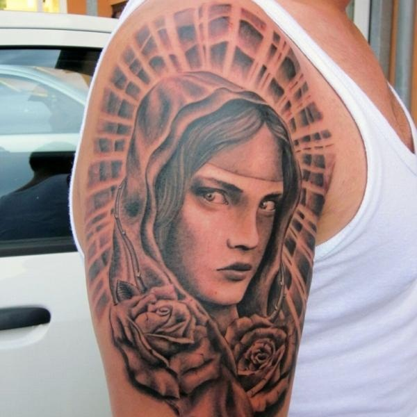 Powerful religious tattoo Designs to Try (83)
