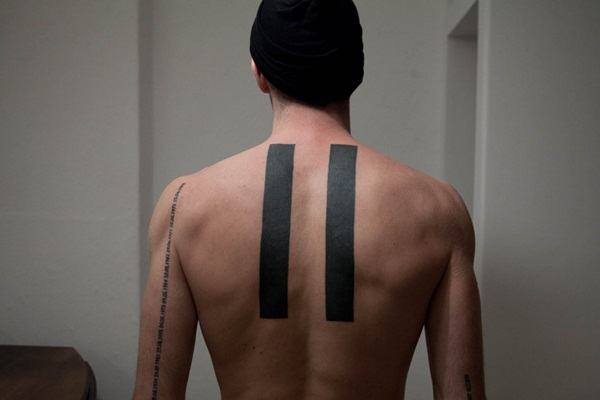 Simple Yet Strong Line Tattoo Designs (31)