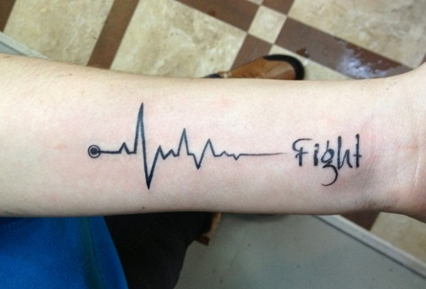 Simple Yet Strong Line Tattoo Designs (41)