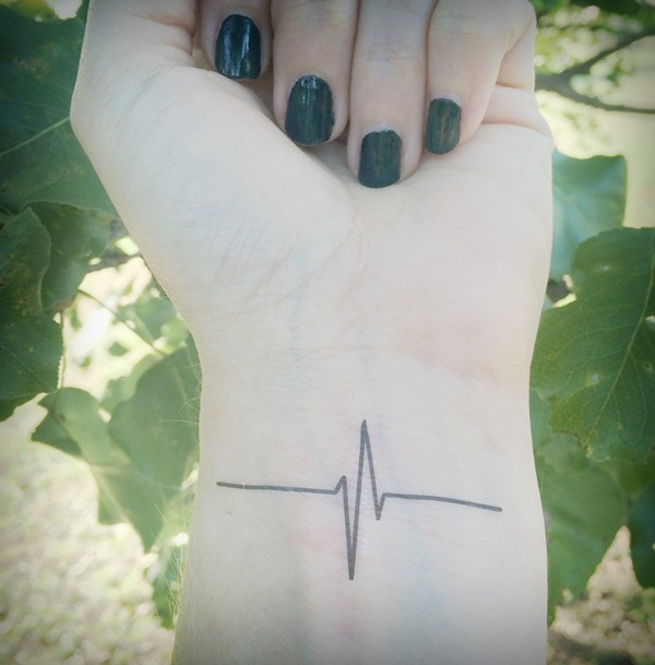 Simple Yet Strong Line Tattoo Designs (49)