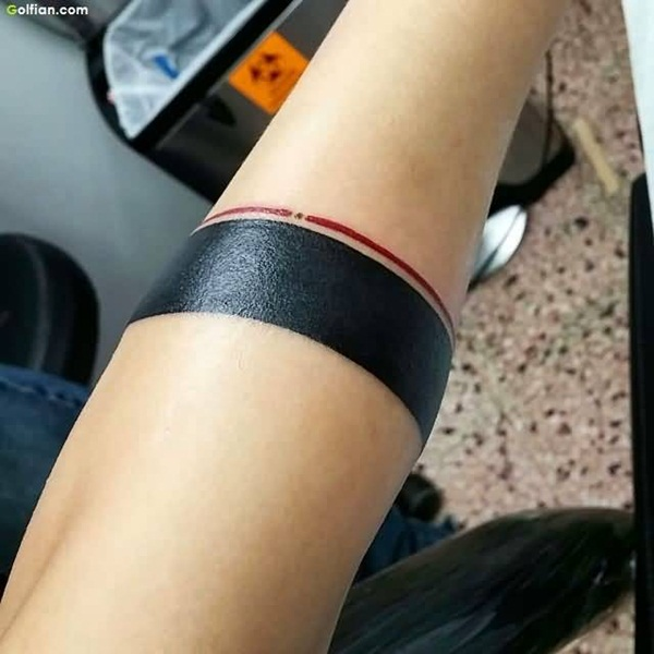 Simple Yet Strong Line Tattoo Designs (51)