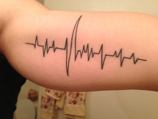 Simple Yet Strong Line Tattoo Designs (55)