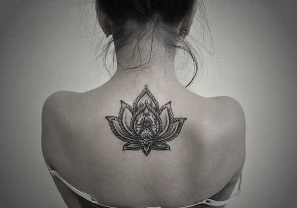 Insanely Deep and Positive lotus mandala Tattoo Arts (1)