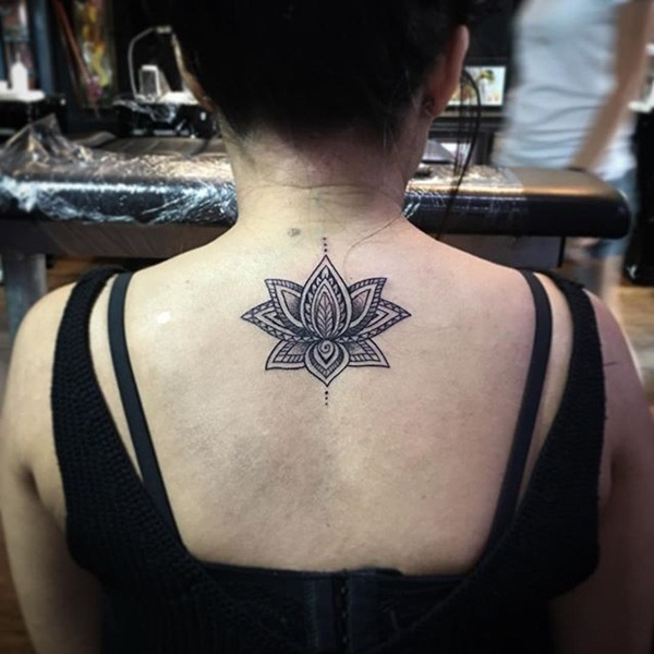 Insanely Deep and Positive lotus mandala Tattoo Arts (21)
