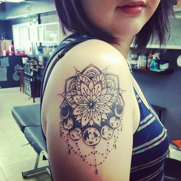 Insanely Deep and Positive lotus mandala Tattoo Arts (26)