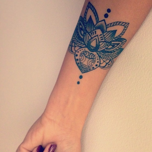 Insanely Deep and Positive lotus mandala Tattoo Arts (47)