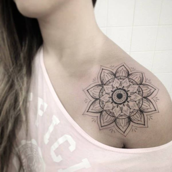 Insanely Deep and Positive lotus mandala Tattoo Arts (62)