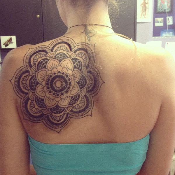 Insanely Deep and Positive lotus mandala Tattoo Arts (67)