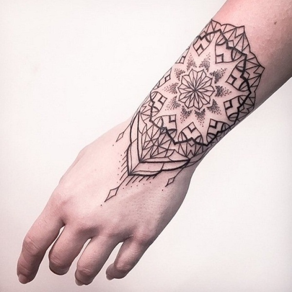 Insanely Deep and Positive lotus mandala Tattoo Arts (71)