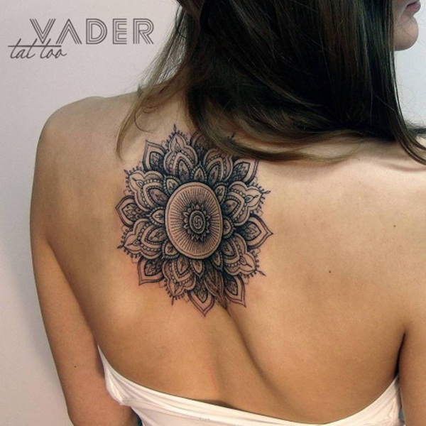 Insanely Deep and Positive lotus mandala Tattoo Arts (88)